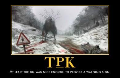 Image result for D&D tpk