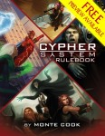 Cypher System; Dread Unicorn Games