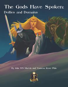 Gods Have Spoken; Dread Unicorn Games