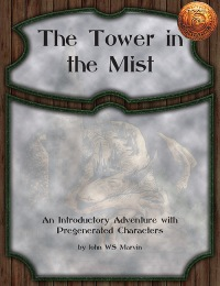 Tower in the Mist; Gods and Icons; Dread Unicorn Games; 13th Age