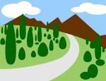 mountain-road-free-clip-art