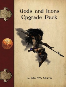 Dread Unicorn Games Gods and Icons Upgrade Pack 13th Age